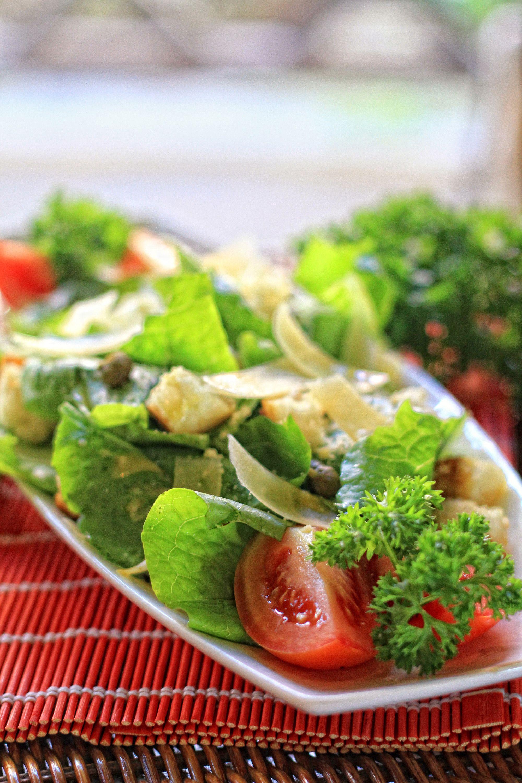 Ocean's Resto Caesar Salad
