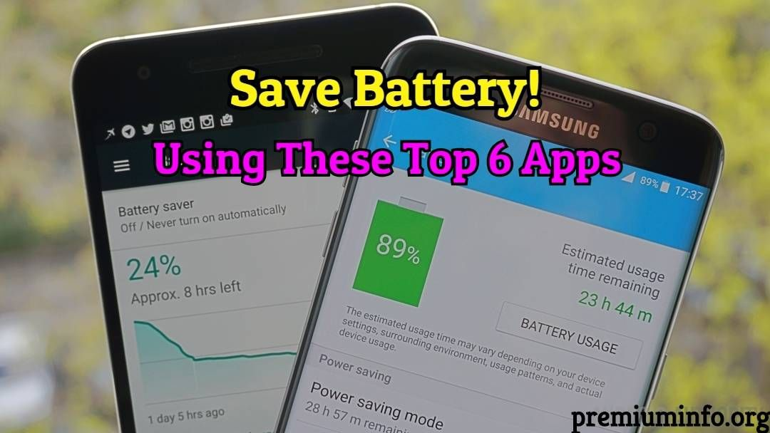 Top 6 best battery saver apps for android in 2020