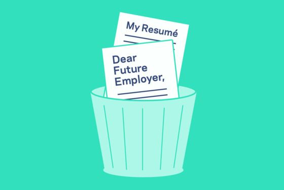 Kill the Cover Letter and Résumé - cover letters read now