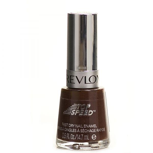 Revlon Top Speed Nail Enamel 840 Espresso