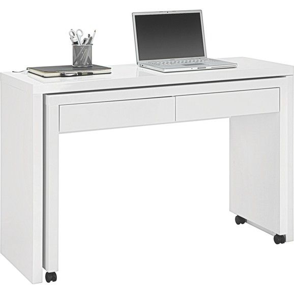 Schreibtisch Weiß Modern 2021