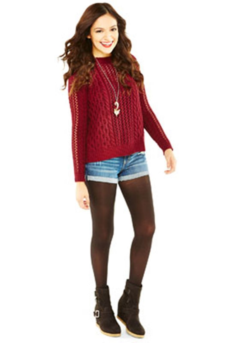 Teen Fashion Websites: Female Teen Clothing Ideas