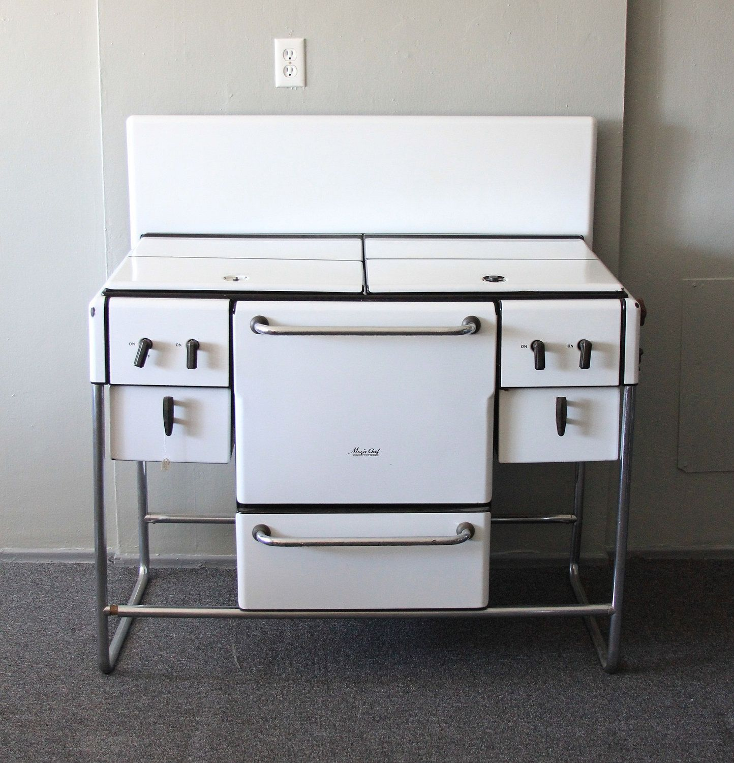 via bklyn contessa magic chef gas stove