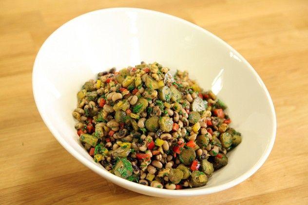 Arda 39 nin mutfa i kuru b r lce salatasi tar f for Arda turkish cuisine