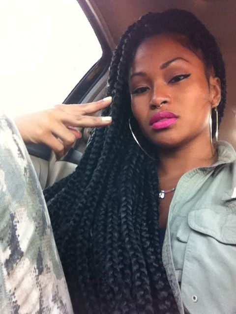 black girl swag | ... pink lipstick #black girl #eyebrows #swag ...