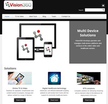 Know Everything about Our Video Content Management Product Vision 360