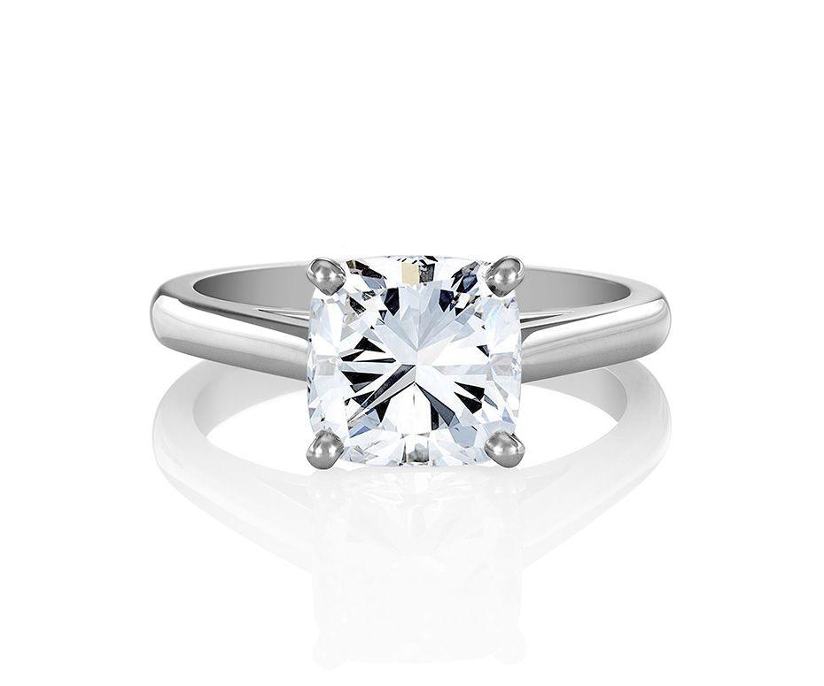 6eaba780fb4ec Cushion cut engagement rings: the diamond cut that is taking ...