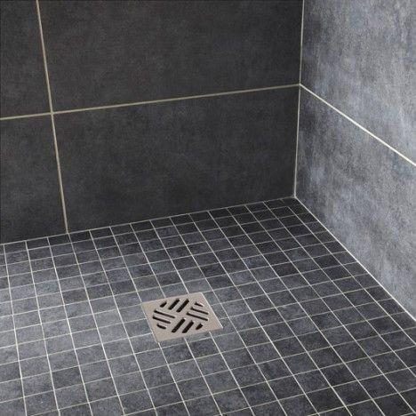 Mosaïque Factory ARTENS, noir, 5x5 cm Faïences \ carrelages