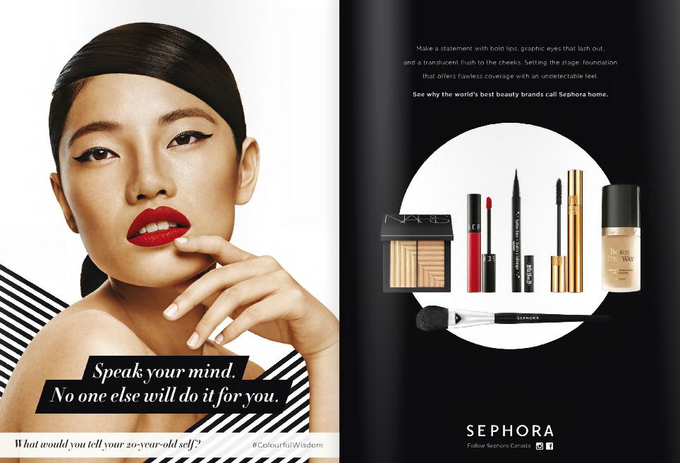 Sephora Advertisement Sephora ads | A...