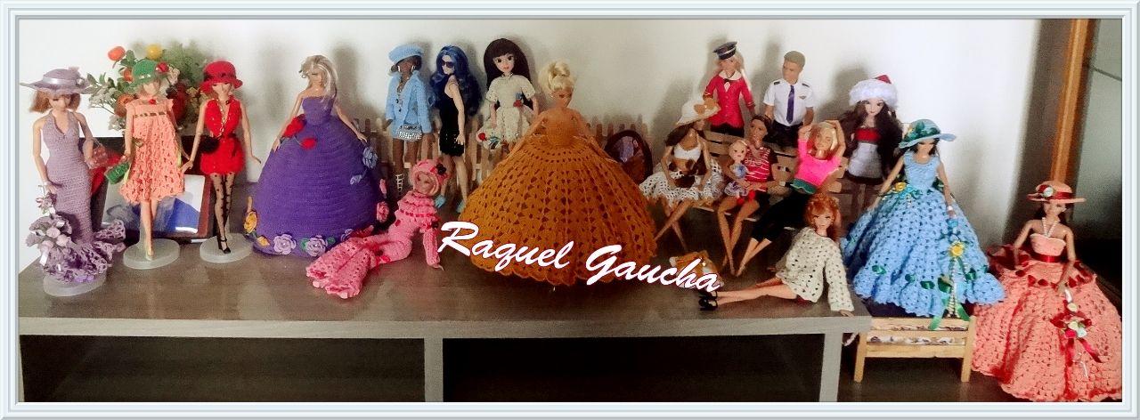 rachelcrochet.wordpress.com #Cléa1000 #Barbie #Muñeca #Doll #Vestido ...