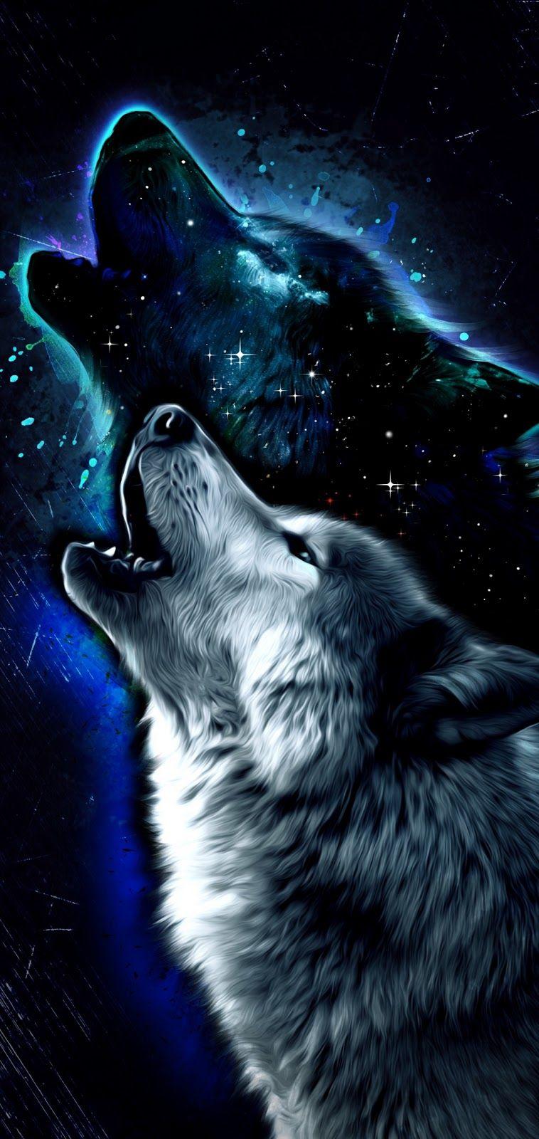 Wallpaper Animal Wolf 1080x2280 Hd Ddwdesign Ddw Design Wolf Spirit Animal Wolf Wallpaper Wolf Painting