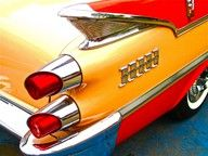 Cars With Fins: Only in the 1950s