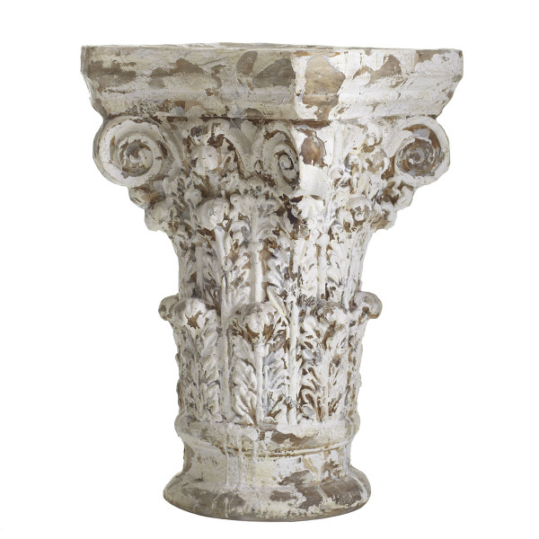 Corinthian Capital Table