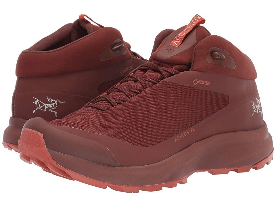 Arc'teryx Aerios FL Mid GTX Women's Shoes RedoxBoreal Burn