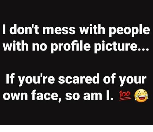 Via Me Me Profile Picture Profile Memes
