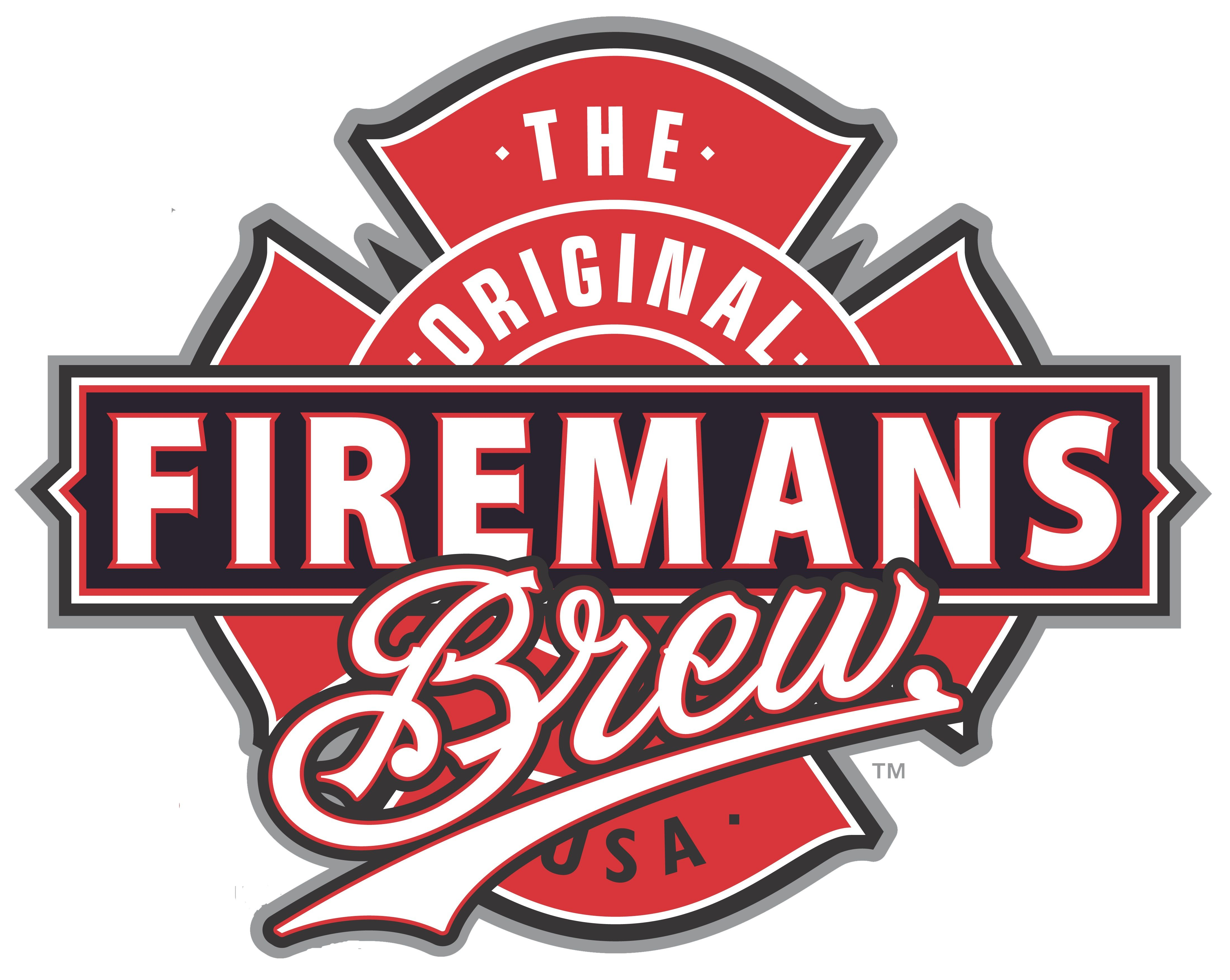 Fireman's Brew logo Brewing, Logos, Craft brewing