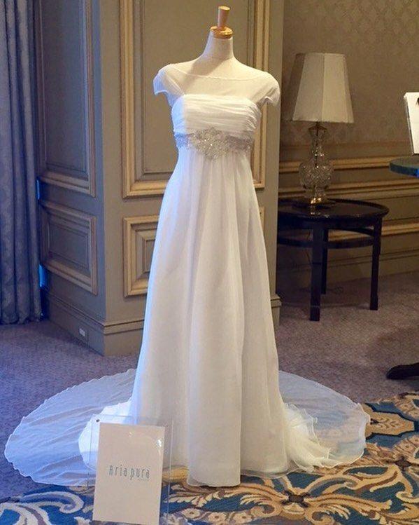 本日はホテル椿山荘東京様でブライダルフェア開催中です アリアプーラのドレスを展示させて頂いておりますのでお時間ある方は是非チェックしてみて下さい 開催時間10:0020:00 (画質が悪く申し訳ございません) #ホテル椿山荘東京 #ブライダルフェア #ブライダル #bridal #wedding #結婚式 #hotel  #weddingdress #ウェディングドレス  #dressshop #表参道ドレスショップ #aria_pura #アリアプーラ #青山 by aria_pura_aoyama