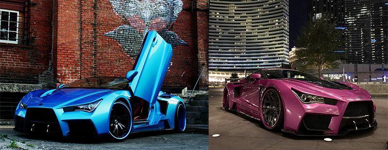 Vaydor Vehicle Pinterest Car Kits And Cars