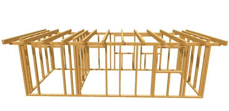 Gerätehaus selber bauen in 2020 Gartenhaus selber bauen