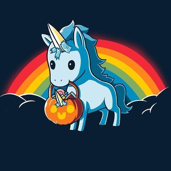 Pin By Lexie Chuhran On Teeturtle Cutie 1 Unicorn Wallpaper Unicorn Art Unicorn Halloween
