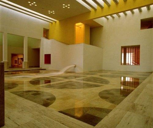 MUSEO DE ARTE CONTEMPORÁNEO MARCO, Legorreta Arquitectos ...