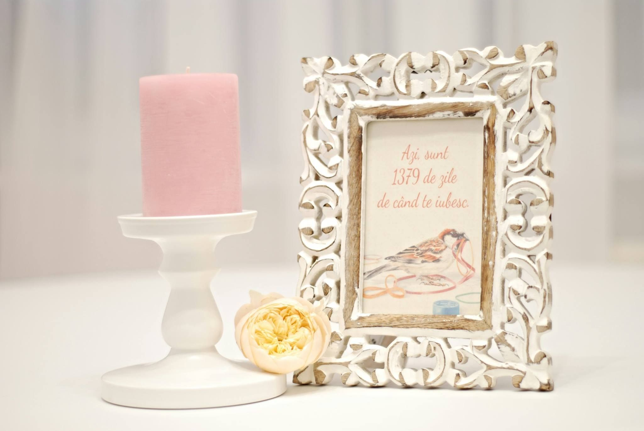 Love Messages In Vintage Frames Romantic Ideas For Weddings
