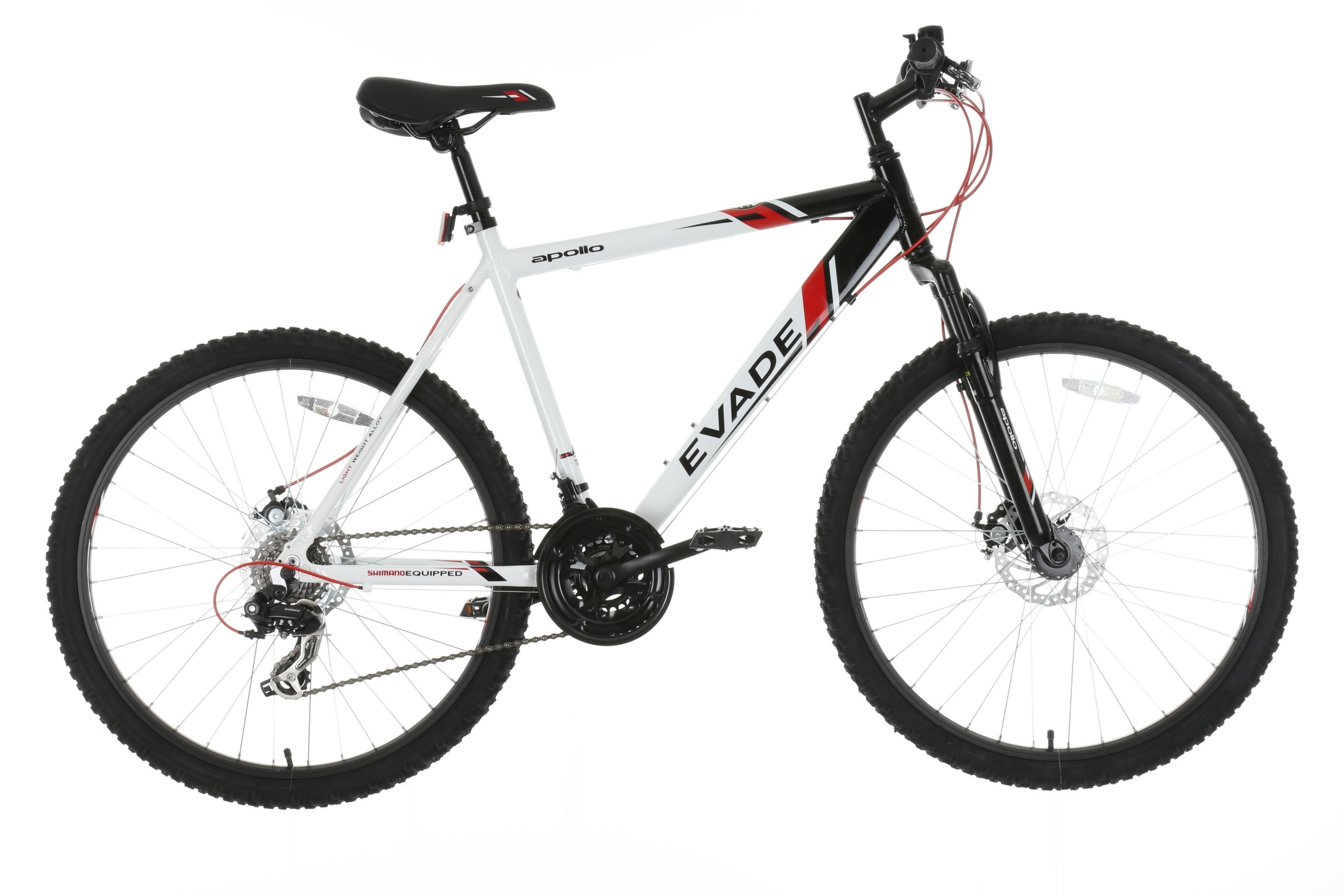 The Apollo Evade Mens Mountain Bike Offers Great Performance On