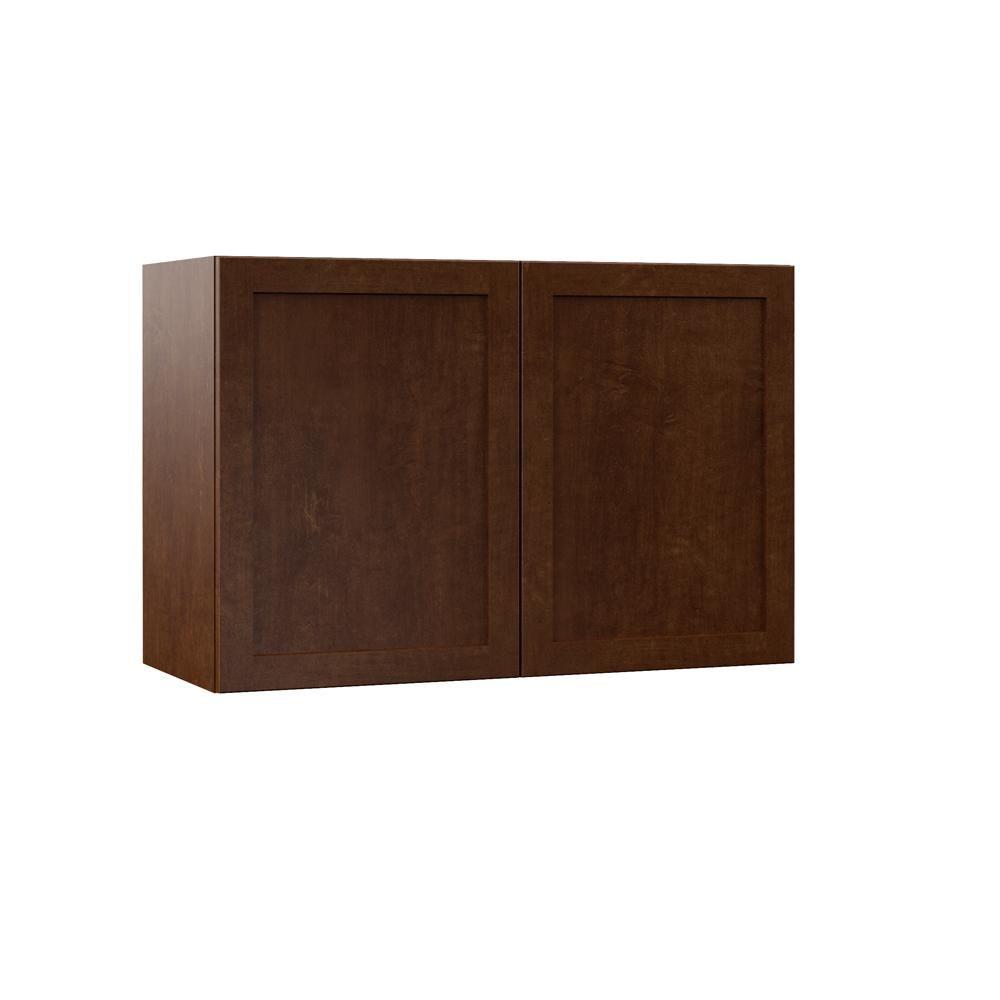 Best Hampton Bay Designer Series Soleste Assembled 36X24X15 In 400 x 300