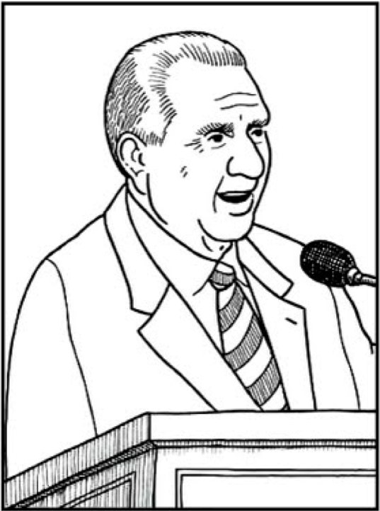 Best Coloring Pages Of Presidents 67 president thomas s monson