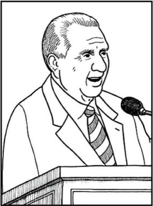 president-thomas-s-monson-coloring-page | Bailee | Pinterest