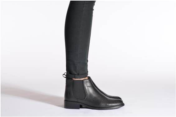 Et Portées Vue Chaussures Boots Cosmoparis Bottines Fleapyt Tcu5l1J3KF