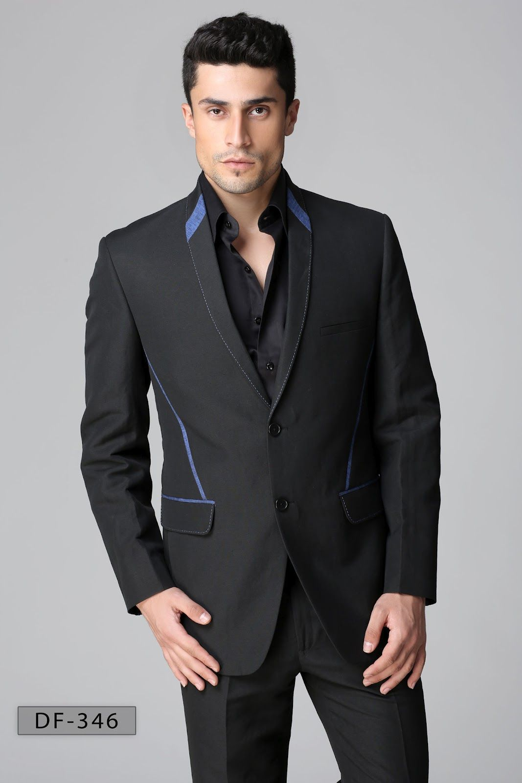 Diffe Suits For Men Modern 3 Piece Three Suit Indian Office Wear