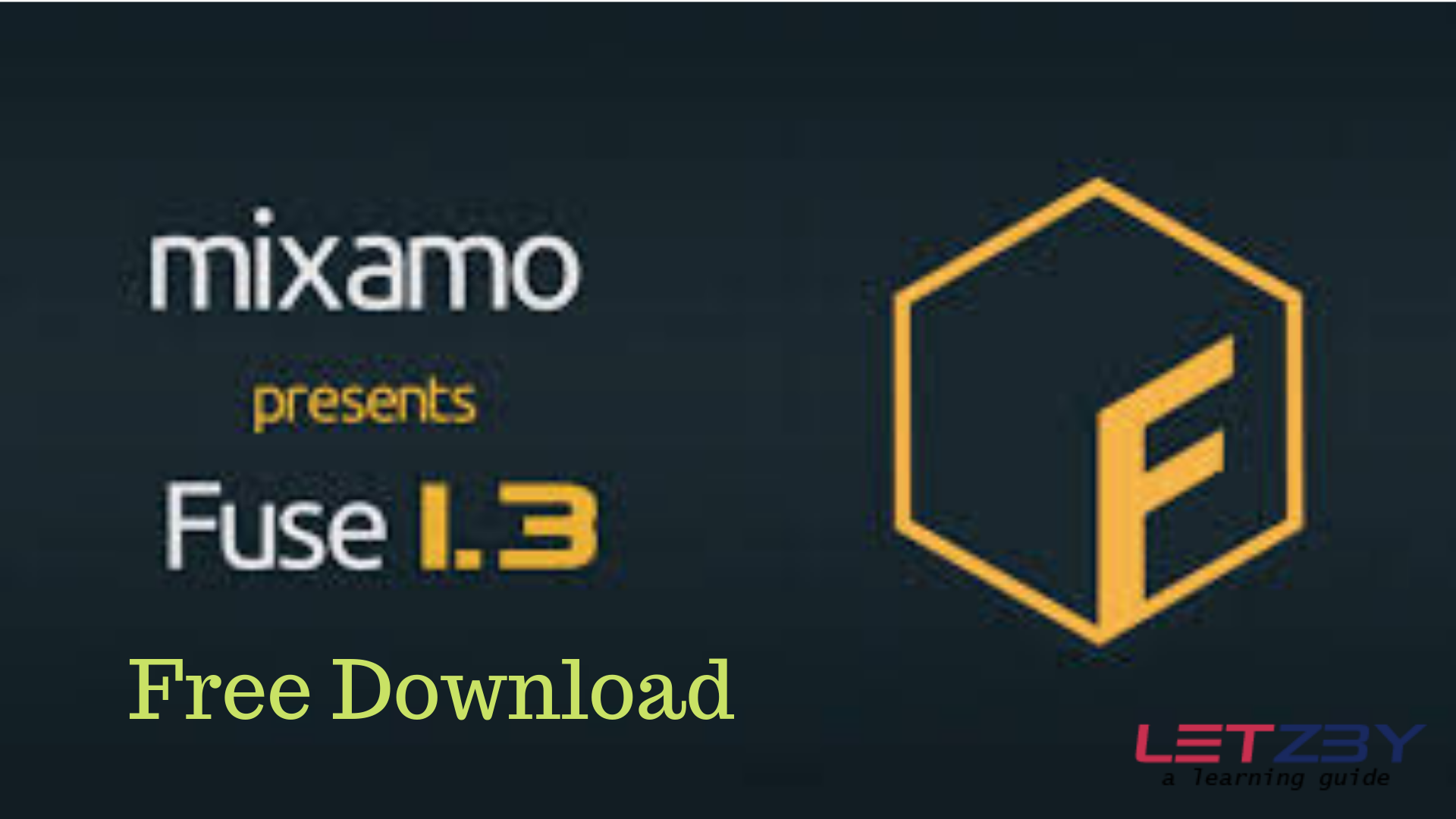 Mixamo Fuse 1 3 (Free Download) Mixamo Fuse is a very useful 3D