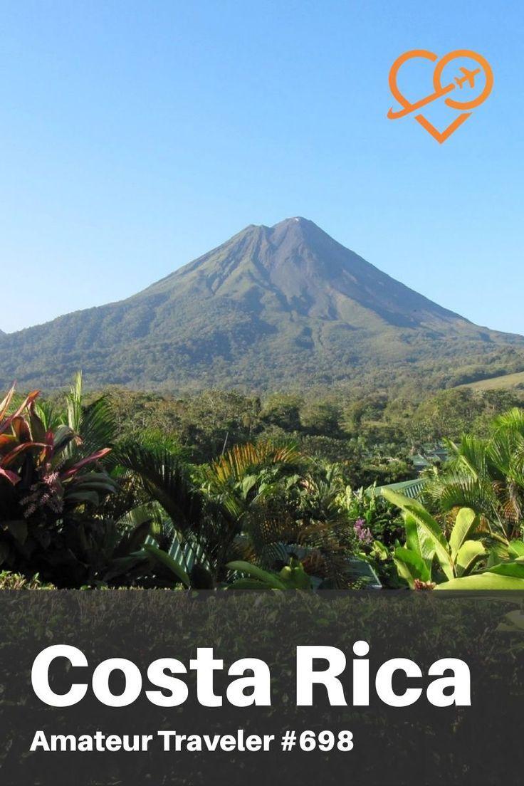 Costa Rica Itinerary (Podcast)