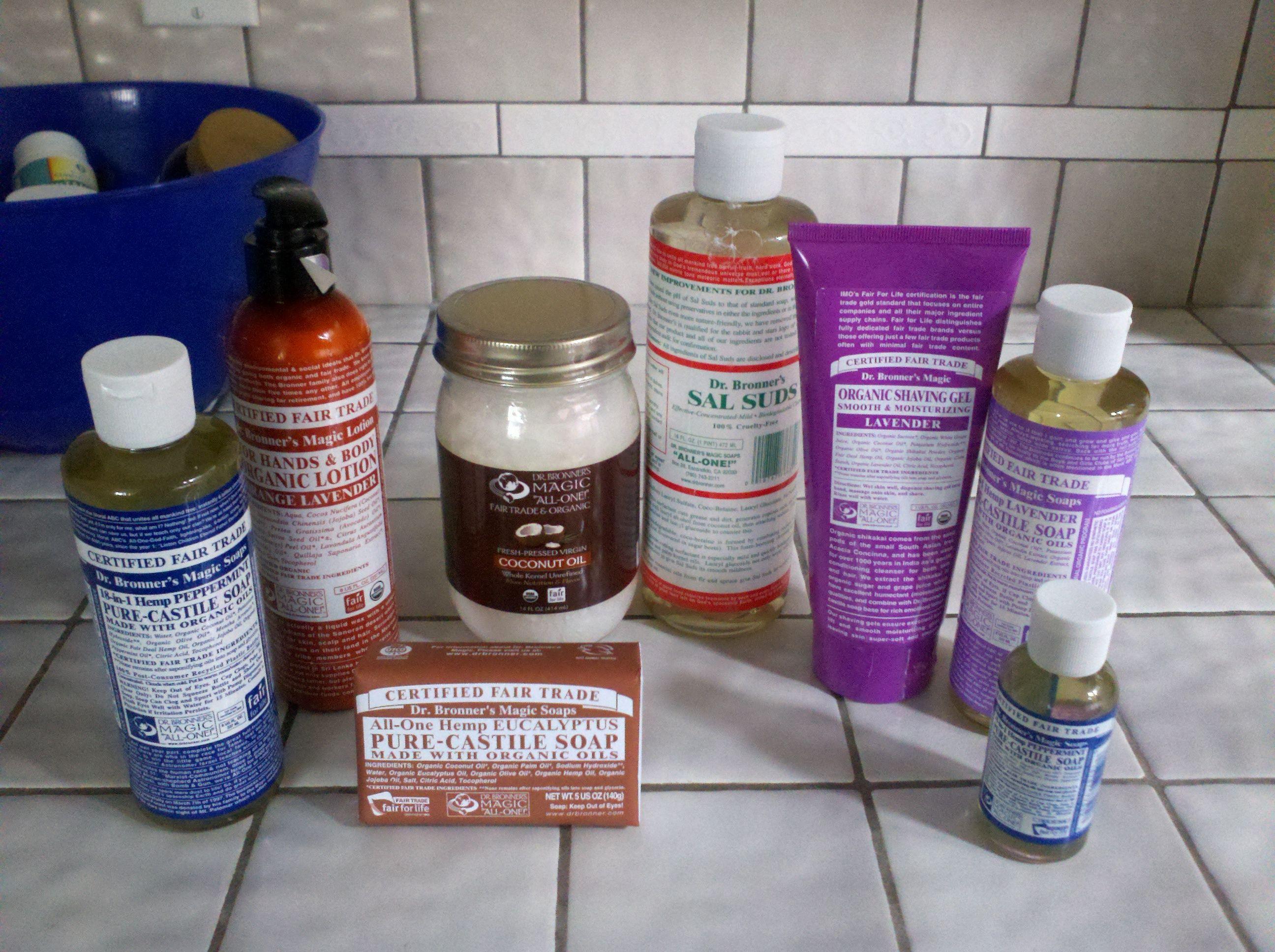 Park Art|My WordPress Blog_Dr Bronners Hair Rinse Ingredients