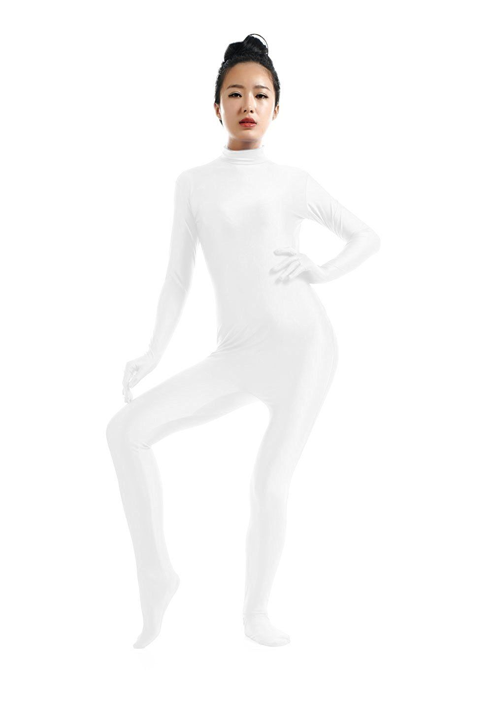WOLF UNITARD Long Sleeve Bodysuit for Adult and Child