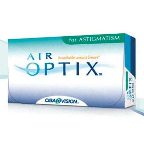 Air Optix For Astigmatism Contact Lenses 3 Pack Multifocal Contact Lenses Contact Lenses Astigmatism Soft Contact Lenses