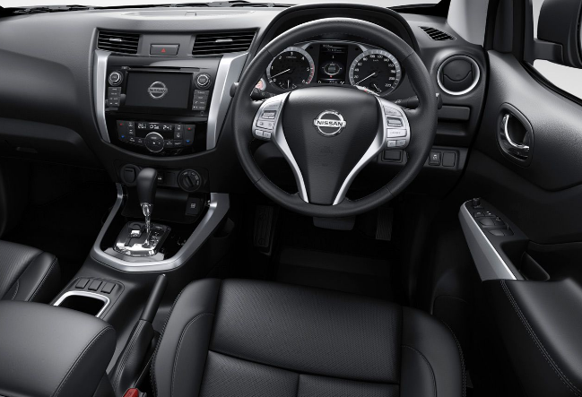 2018 Nissan Navara interior | NewAutoReport | Pinterest