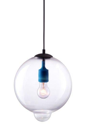 Gradient Clear Ceiling Lamp on HauteLook