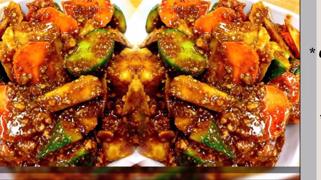 Resep Cara Membuat Rujak Aceh Yang Super Enak Makanan Resep