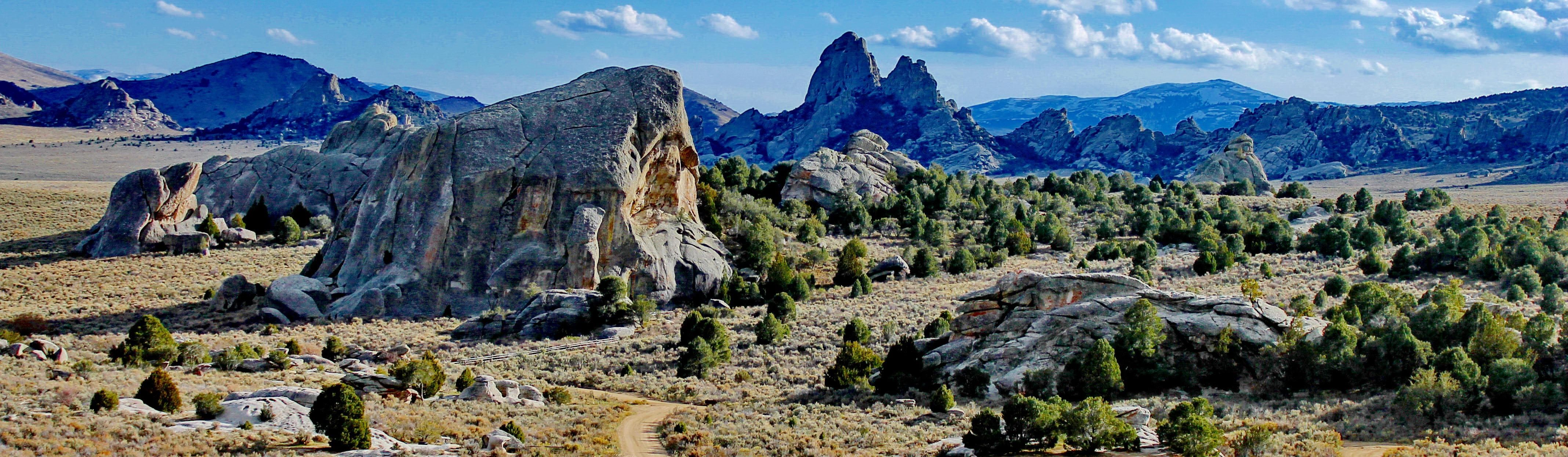 City Of Rocks National Reserve U S National Park Service Alma Idaho Dothis Granitecolumesspires Travel Idaho Park Service National Parks Go Usa