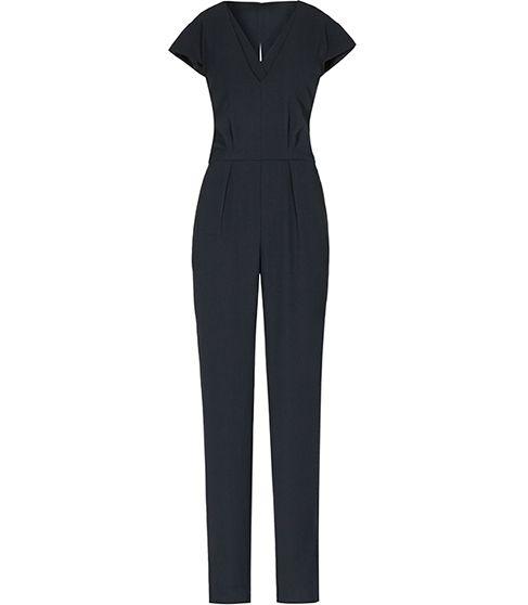 72289fa53f3 Monica Night Sky Tuxedo Dart Jumpsuit - REISS