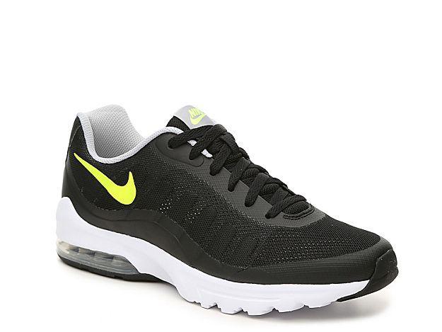 292025974073 Men Air Max Invigor Sneaker - Men s -Black Green