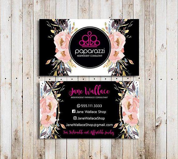 paparazzi business cards floral paparazzi jewelry paparazzi
