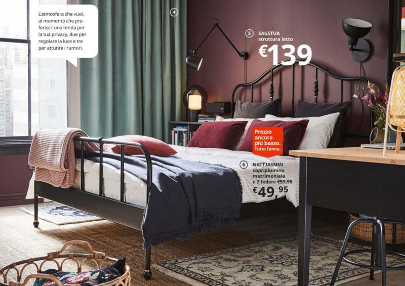 Copripiumino Matrimoniale Prezzo Piu Basso.Catalogo Ikea 2020 Offerte Imperdibili Super Sconti Ikea Idee