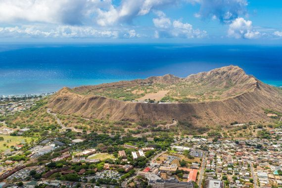 Koko Head Crater is a stunning sight that greets visitors on their arrival to Oahu