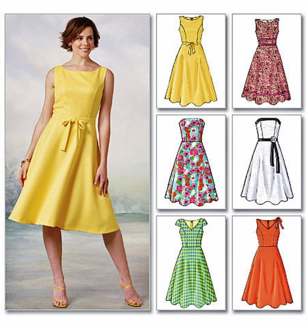 b6bfc23d8 Strapless Sundress Pattern