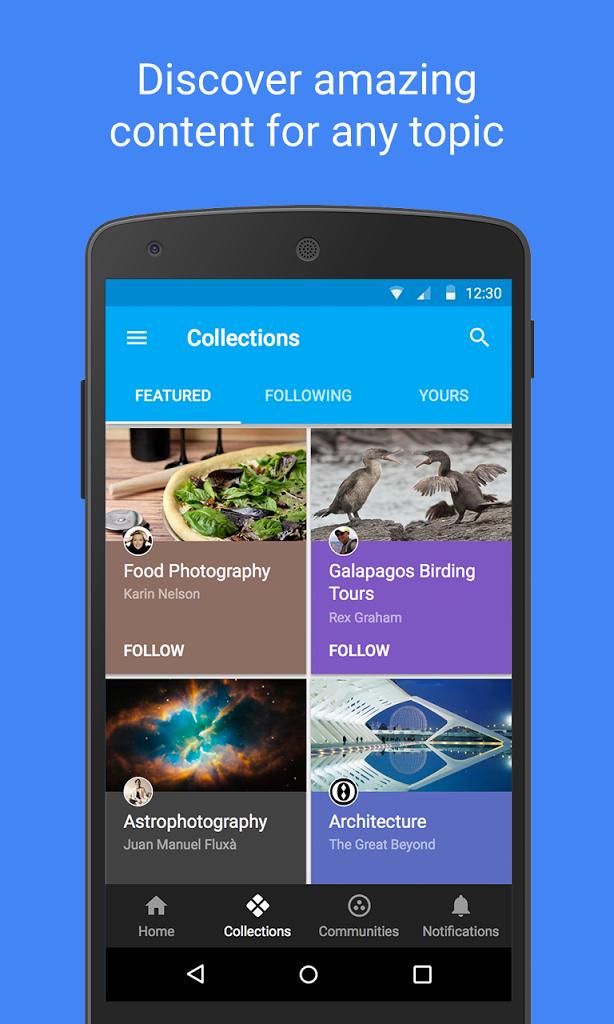 Google+ APK Downlaod App