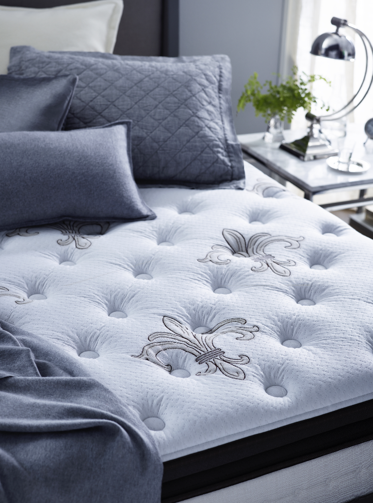 be the perfect host by pampering your guests with a stearns foster