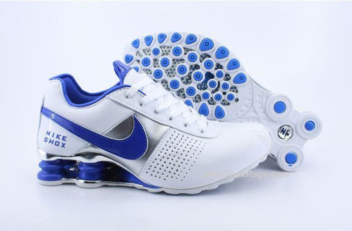 Nike Shox Deliver Blue